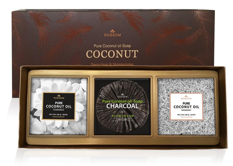 Coconut Oil Soap Set(Care Line)