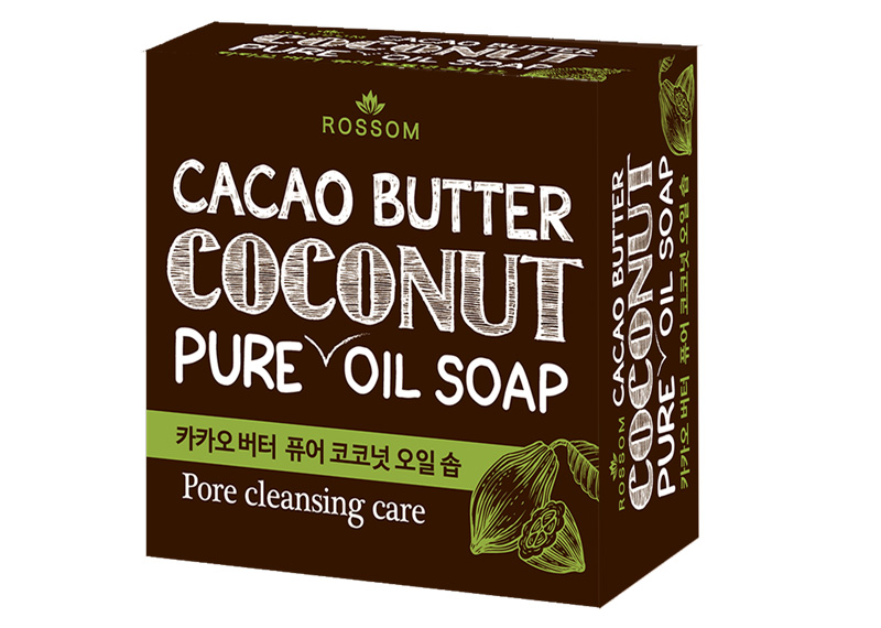 Coconut Oil Soap (Cacao Butter)
