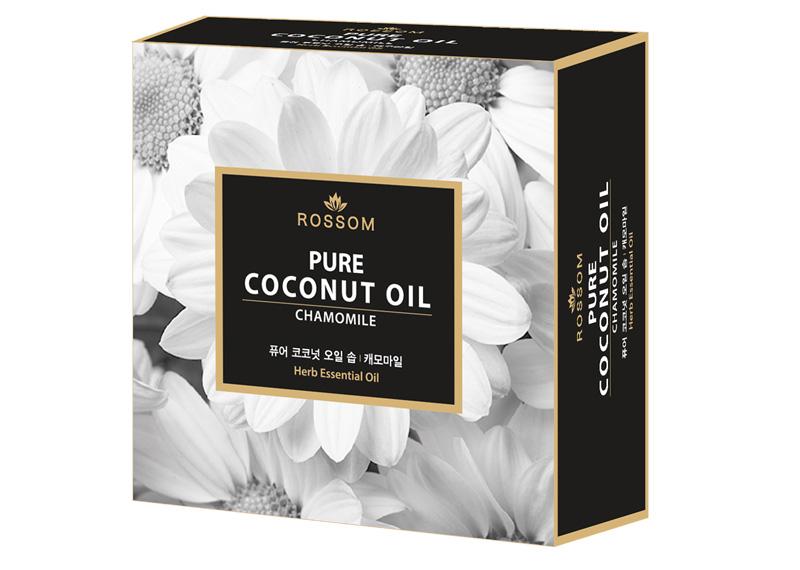 Coconut Oil Soap(Chamomile)