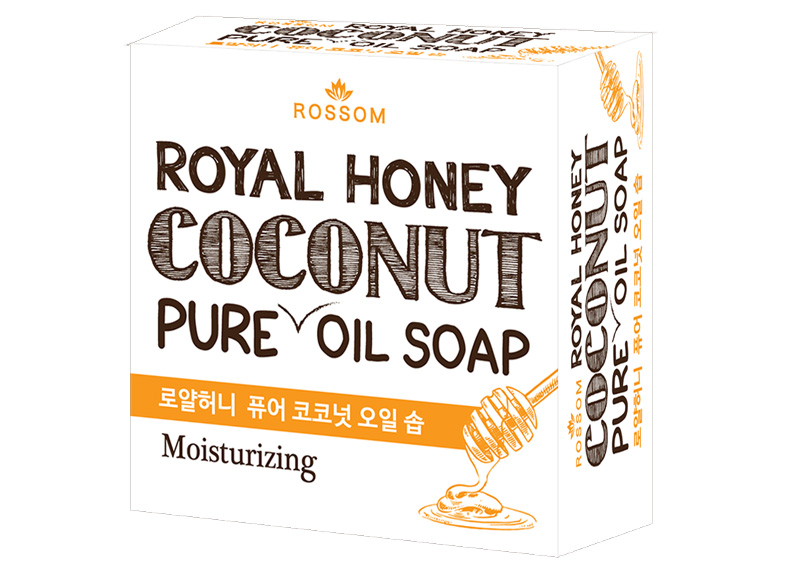 Coconut Oil Soap (Royal Honey)