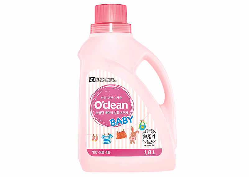 O'Clean Additive-free Fabric Softener For Baby