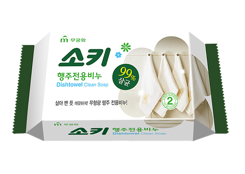 SOKKI Laundry Soap For Dishtowels